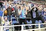 Hokejisté brněnské Komety doma udolali po víc než 77 minutách hry Hradec Králové. Rozhodující trefu a vstupenku do finále extraligy vystřelil v prodloužení na 2:1 Hynek Zohorna.