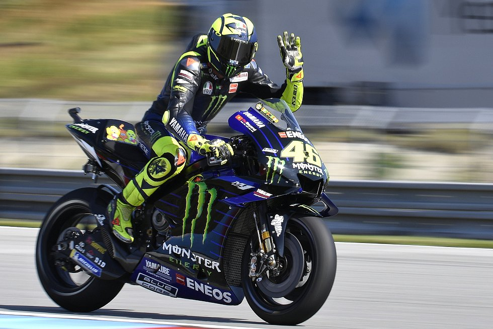 Brno 04.08.2019 - Moto GP 2019 - Valentino Rossi