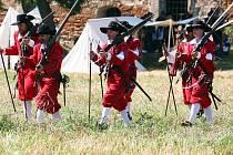 Pátý ročník bitvy u Rajhradu císařského vojska proti Švédům.