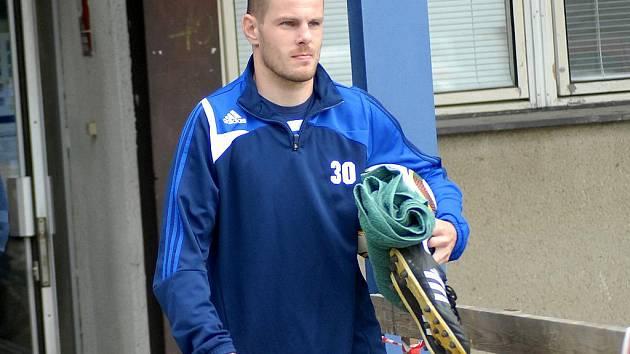 Fotbalista Martin Hudec.