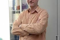 Vedoucí vědeckého týmu Jan Preisler z Ústavu chemie Přírodovědecké fakulty Masarykovy univerzity.