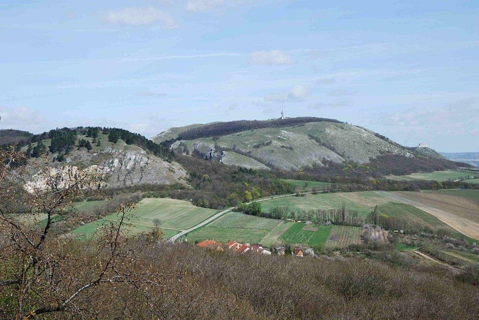 Národní přírodní rezervace Děvín.