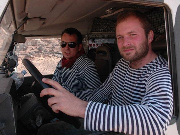 Pavel Šuba (vpravo).