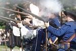 Sobotní Den Brna přinesl neúspěšné obléhání města švédskými vojsky, které zastavily zvuk kostelních zvonů.