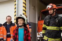 Hrdinou v osmi letech.  Malý Adam zachraňoval životy po autonehodě.