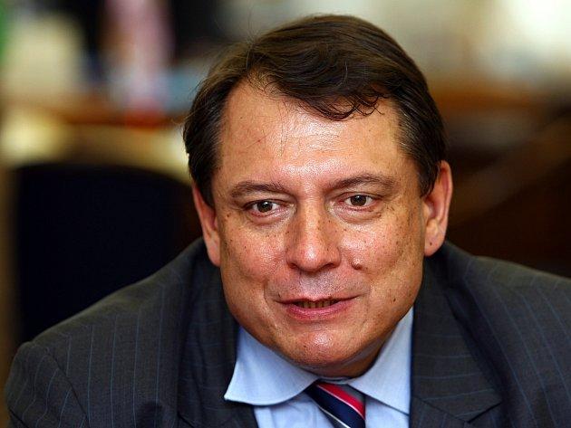 Jiří Paroubek.