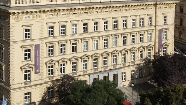Rektorát brněnské Masarykovy univerzity. Ilustrační foto.