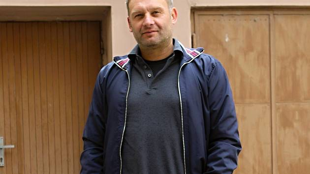 Fotbalový trenér a bývalý fotbalový obránce Svatopluk Habanec.