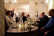 Jihomoravští lídři se shodli, že nechtějí tiché víno zatěžovat daněmi.