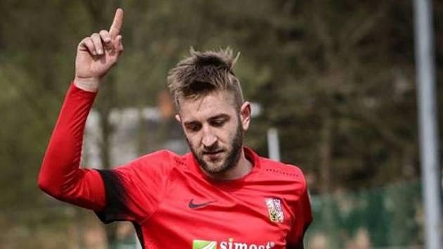David Presl v české reprezentaci malého fotbalu.