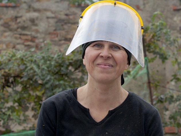 Alena Charvátová.