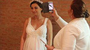 Šaty, kytice, líčení... Na Špilberku plánovali svatby, i na dva roky daopředu