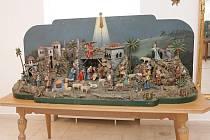 V Letohrádku Mitrovských je adventní výstava zaměřená na betlémy.