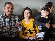 Iráčtí uprchlíci v Brně. Ilustrační foto.