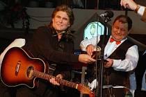 Bob Frídl a Igor Vavrda (vpravo) v roce 2003.