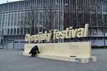 Olympijský festival v Brně. Ilustrační foto.