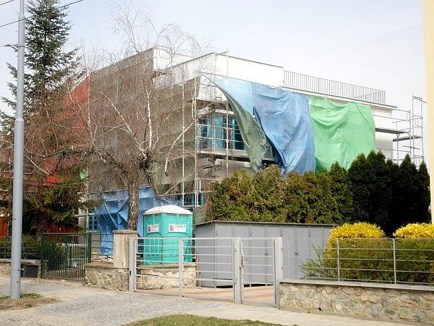 Haselmannův dům v Masarykově čtvrti nyní.