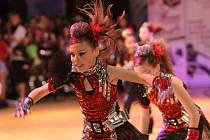Desítky tanečních souborů se v brněnském Boby centru utkaly o titul nejlepších tanečních skupin v kategoriích Disco dance a Street a Disco show.