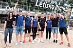 Do belgického Gentu odcestovali čtyři junioři a čtyři závodníci do 23 let.