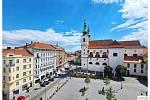 Na sedmnáct tisíc návštěvníků zavítalo 29. a 30. května na programy čtvrtého ročníku festivalu Open House Brno. Na snímku je rakouský honorární konzulát.