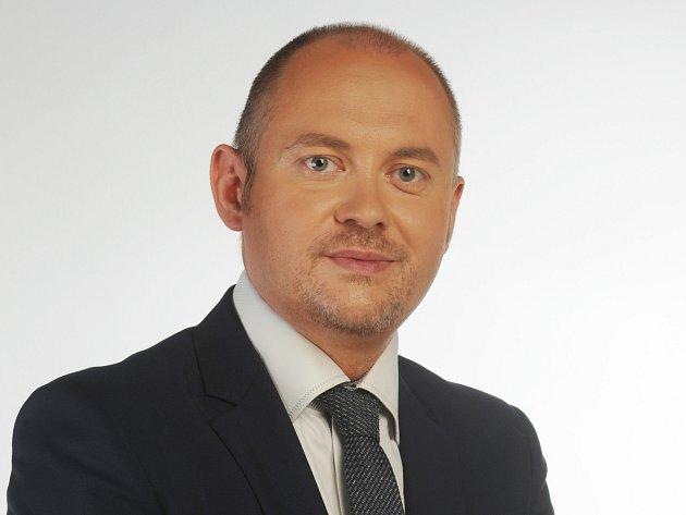 Hejtman Jihomoravského kraje Michal Hašek.