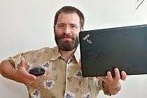 Webeditor Tomáš Valaškovčák.