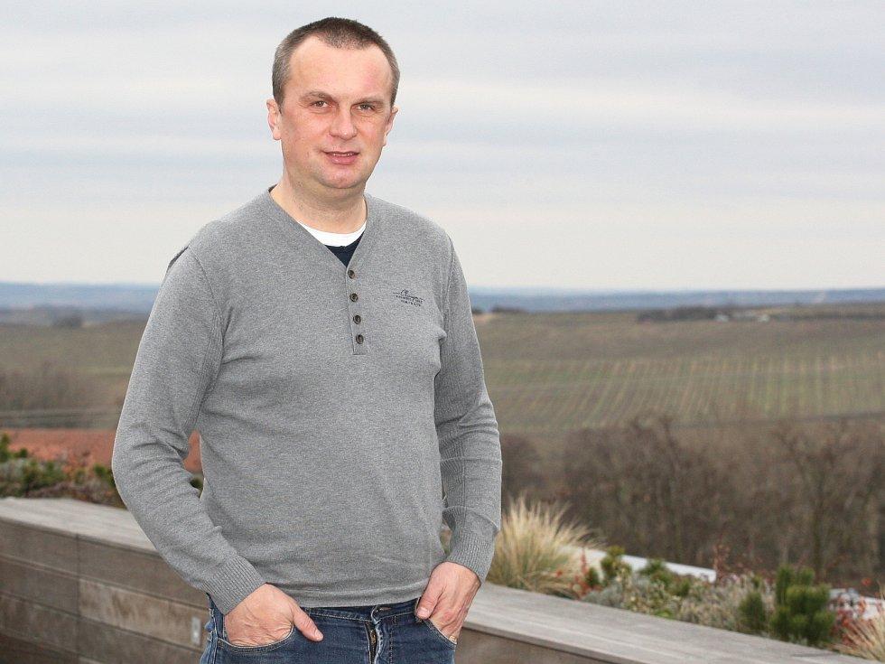 Prezident svazu biatlonu Jiří Hamza.