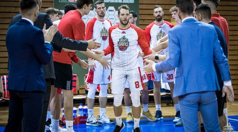 Kapitán Jan Kozina tři roky šéfoval Basketu z pozice kapitána týmu.