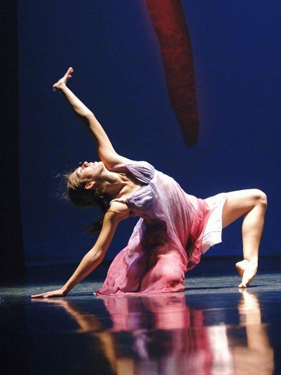 Izraelský taneční soubor Kibbutz Contemporary Dance Company tvoří osmnáct tanečnic a tanečníků.