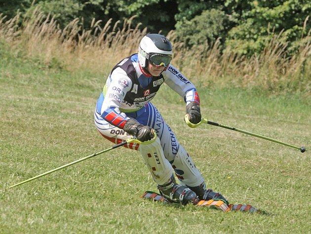 Světový pohár travních lyžařů v Předklášteří u Tišnova.