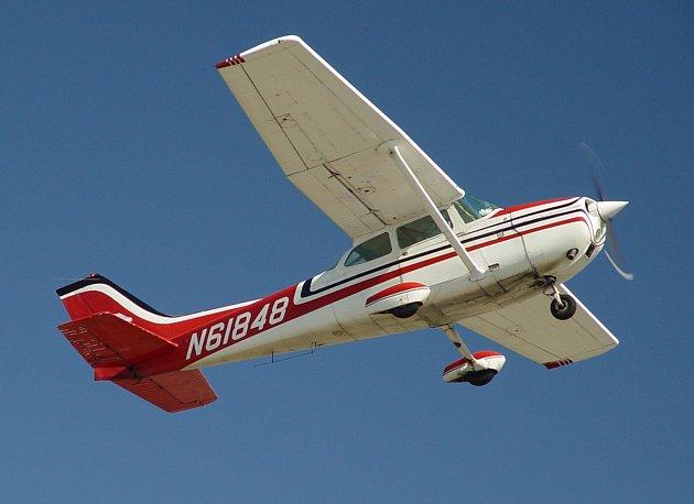Cessna 172podobná té ztragédie vroce 1997.