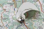 Zajímavé informační letáky či mapa okolí budou chybět turistům i obyvatelům Lažánek na Brněnsku. V noci na úterý tam totiž zatím neznámý vandal poničil dvě informační vývěsky.
