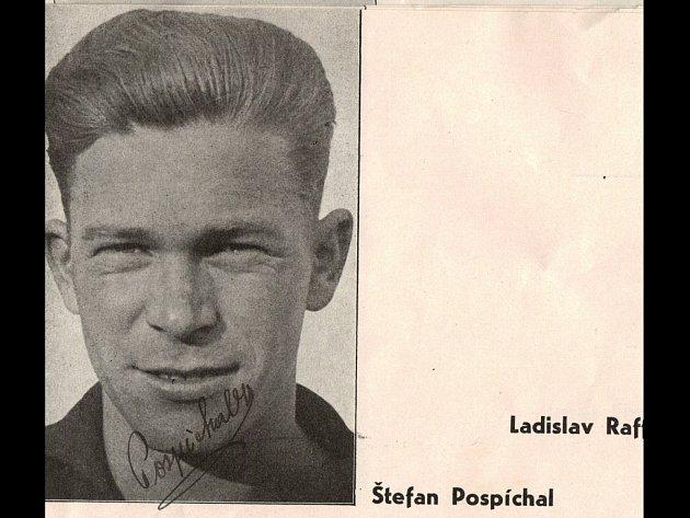 Štefan Pospíchal.