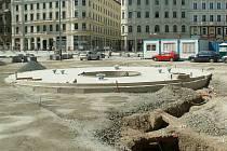 Rekonstrukce brněnského náměstí Svobody.