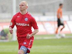 Aleš Besta ještě v dresu 1.FC Brno.