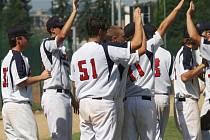 Předloni čeští baseballisté vybojovali v Brně na evropském šampionátu do 21 let zlaté medaile.
