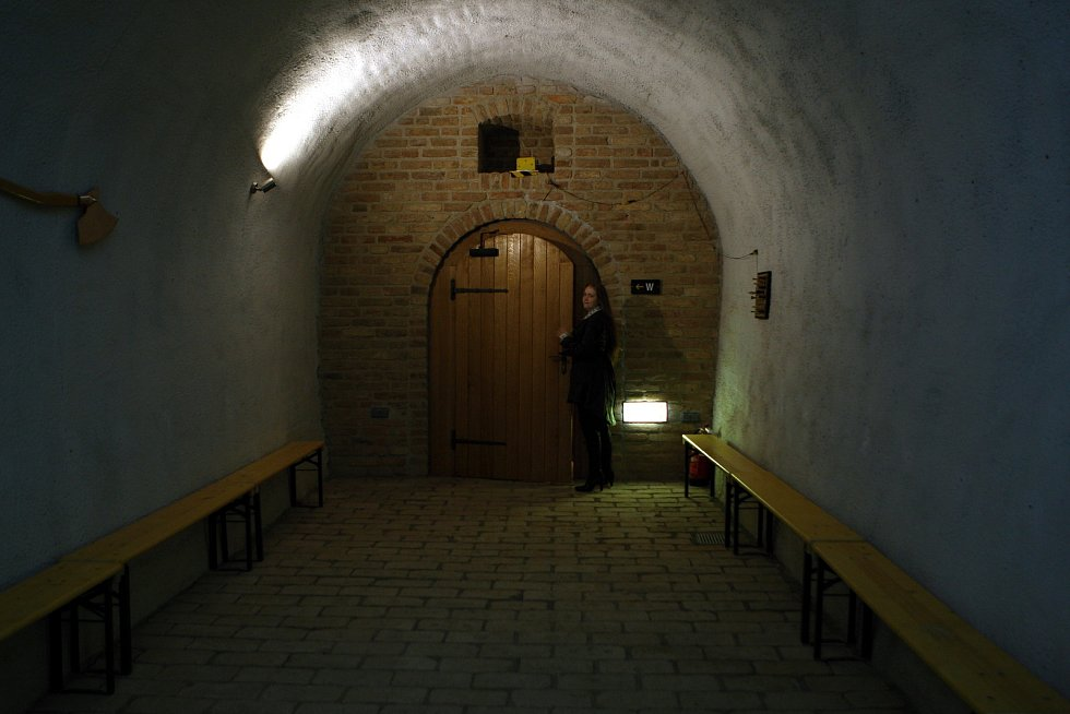 Brněnské podzemí pod Zelným trhem