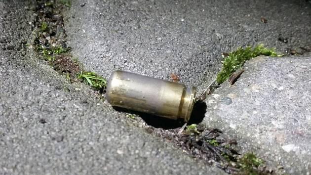 Muž střílel v centru Brna plynovou pistolí.