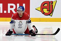 Hokejista Tomáš Zohorna.