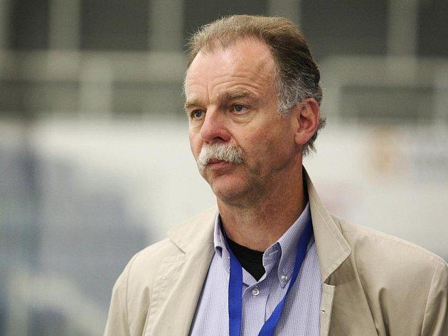 Hokejové hry v Brně - Slavomír Lener.