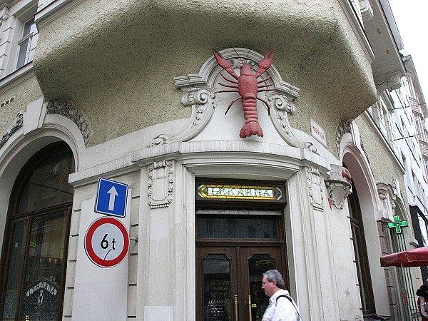 Lékárna u Raka na Masarykově ulici