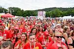 Liptáka s Kosteleckým v Brně vítaly stovky fanoušků.