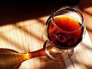 Portské víno - ilustrační foto.