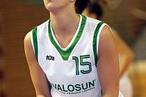 Pivotka Miloslava Svobodová si na letošním mistrovství Evropy zahrála jen pár minut, ale ve Valosunu by měla být jedním z hlavních tahounů družstva