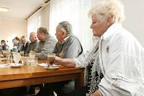 Zasedání výboru. Ilustrační foto.