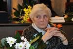 Ve věku 98 let zemřela známá brněnská kunsthistorička a znalkyně skla Jiřina Medková.