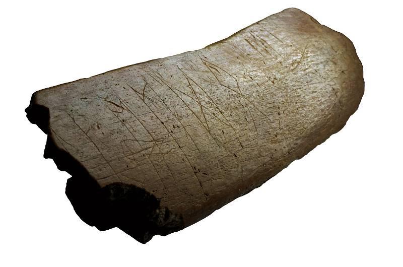 Archeologové našli starogermánské runy.