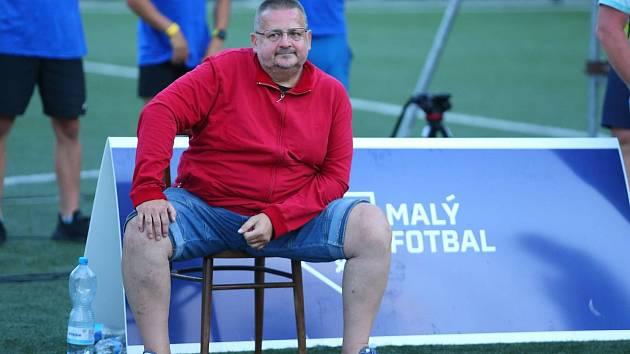 Zdeněk Táborský vede Brno v Superlize malého fotbalu.