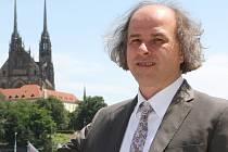 Slovinský neurolog Gorazd Bernard Stokin.