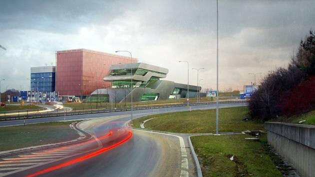 Centrum pro přírodní vědy a medicínu v brněnských Bohunicích.